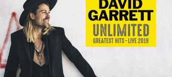 David Garrett - Unlimited - Greatest Hits - Live - Verona Arena
